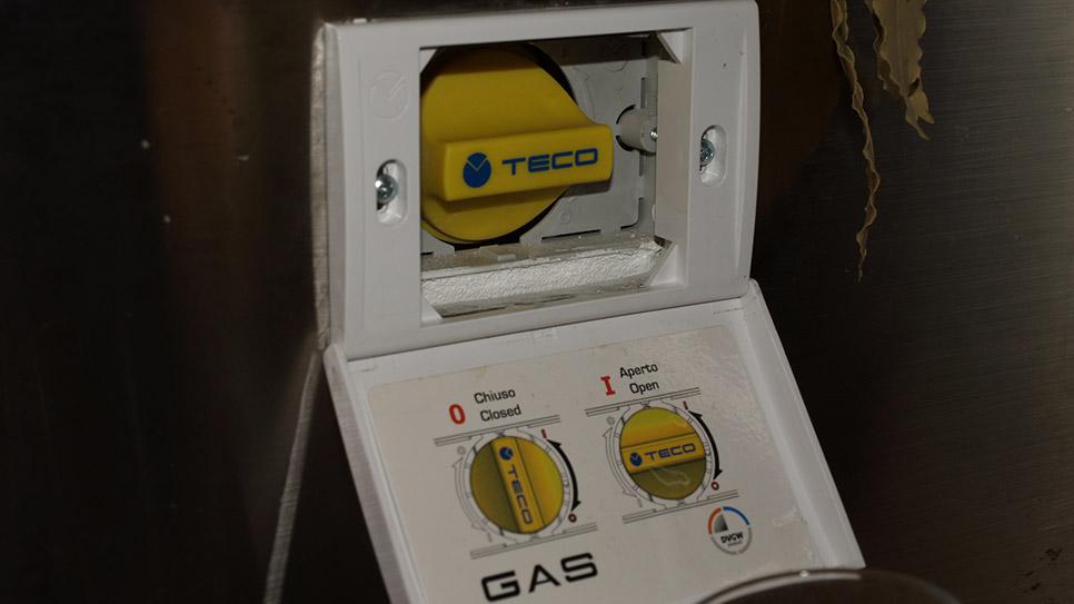 Impianti gas tecnoedil - Aerazione gas cucina ...